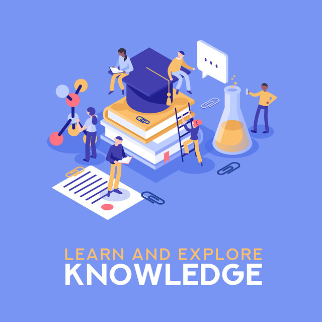 Learn and Explore Knowledge: Deeply Relaxing New Age Collection for Learning and Improving Concentration