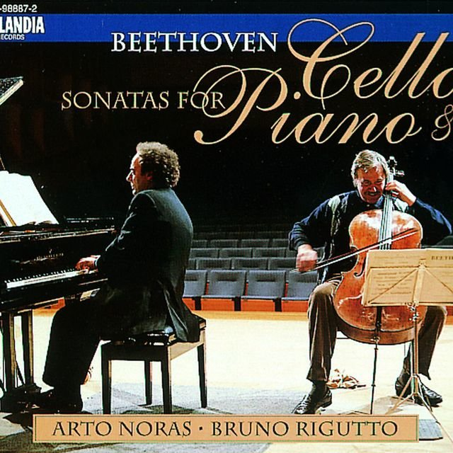 van Beethoven : Sonatas for Cello and Piano