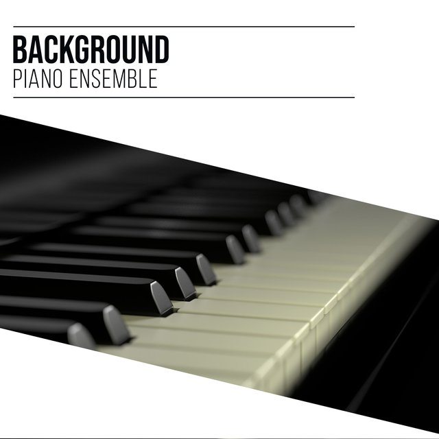 Background Coffee Shop Piano Ensemble