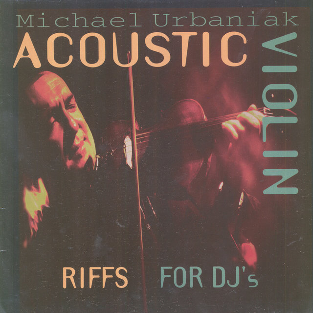 Acoustic Violin Riffs for DJ's