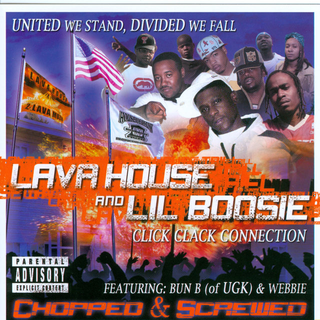 United We Stand, Divided We Fall (Compiled by Lava House & Lil Boosie) (Chopped and Screwed)