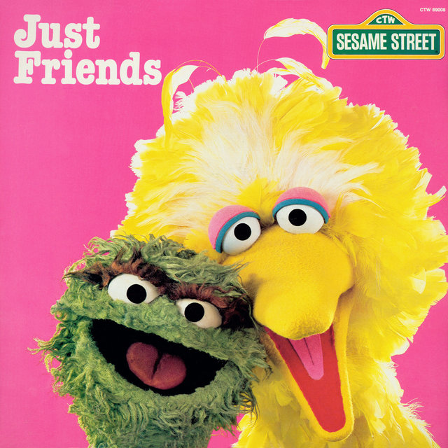 Sesame Street: Just Friends, Vol. 2 (Oscar The Grouch)