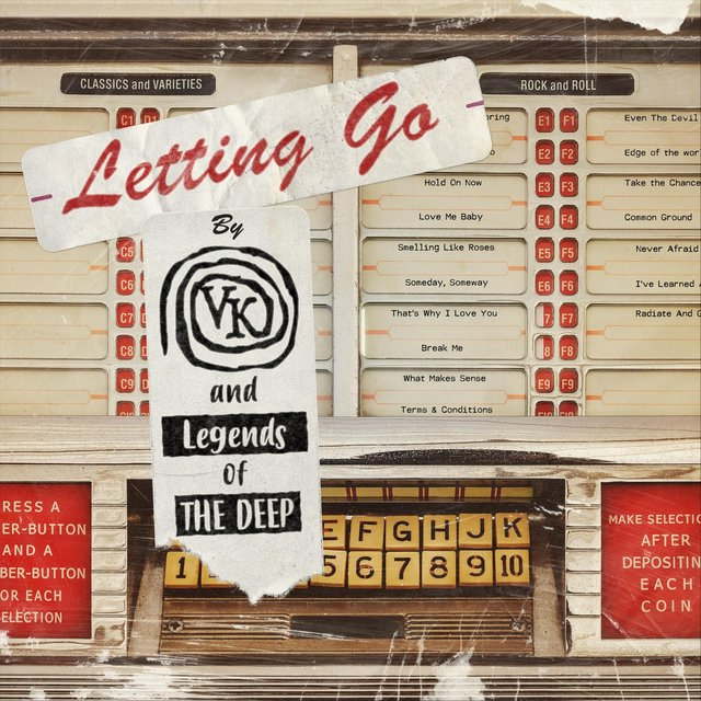 Letting Go (feat. Legends of the Deep)