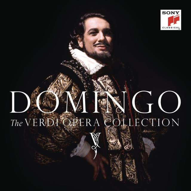 Plácido Domingo - The Verdi Opera Collection