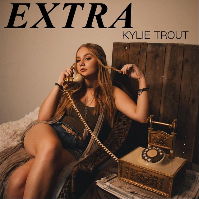 Cover art for album  by Kylie Trout