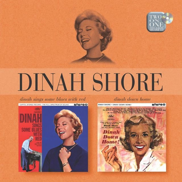 Dinah Sings Some Blues With Red/Dinah, Down Home!