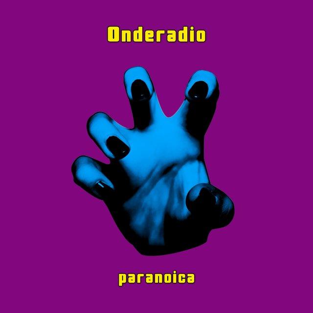 Cover art for album Paranoica by Onderadio