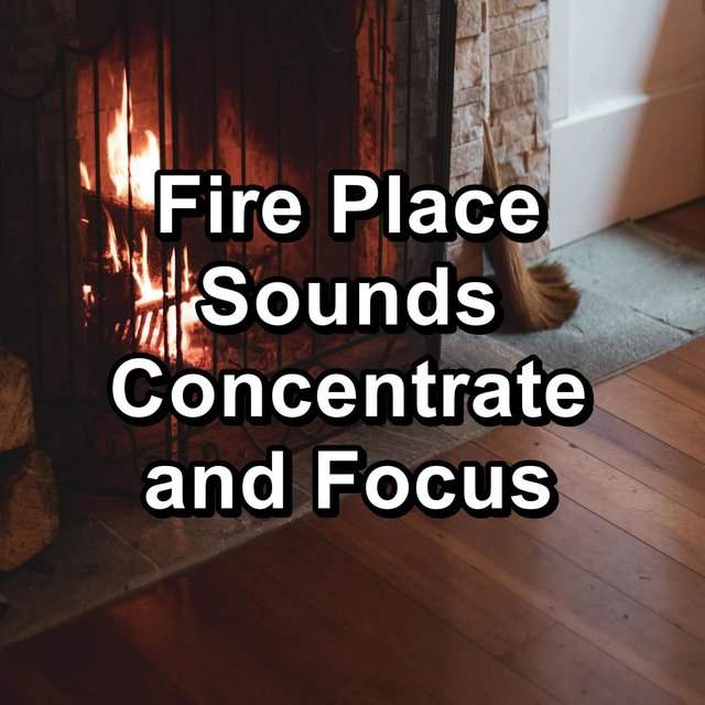 Fire Place Sounds Concentrate and Focus