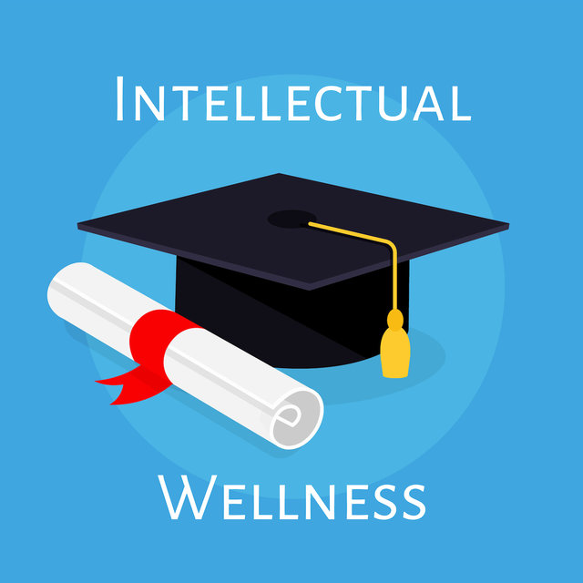 Intellectual Wellness: Music Supporting Learning and Creative Thinking, Stimulating Grey Brain Cells, Ability to Remember and Concentrate Quickly