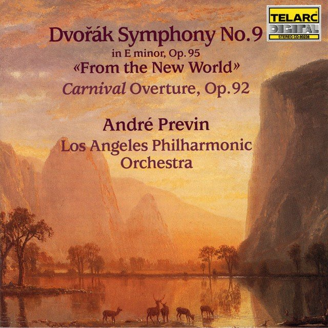 Dvorak: Symphony No. 9 New World & Carnival Overture