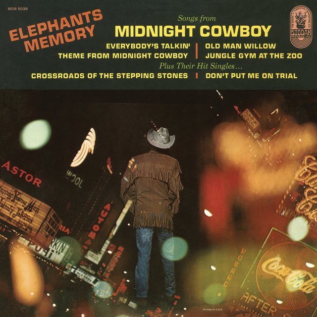 Songs from Midnight Cowboy