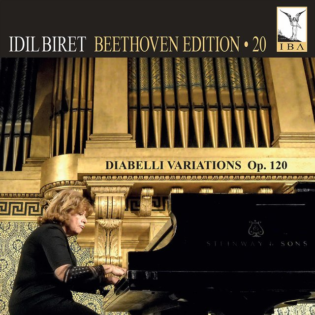 Beethoven Edition, Vol. 20: Diabelli Variations, Op. 120