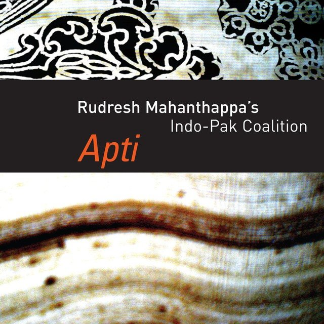 Mahanthappa, Rudresh: Indo-Pak Coalition