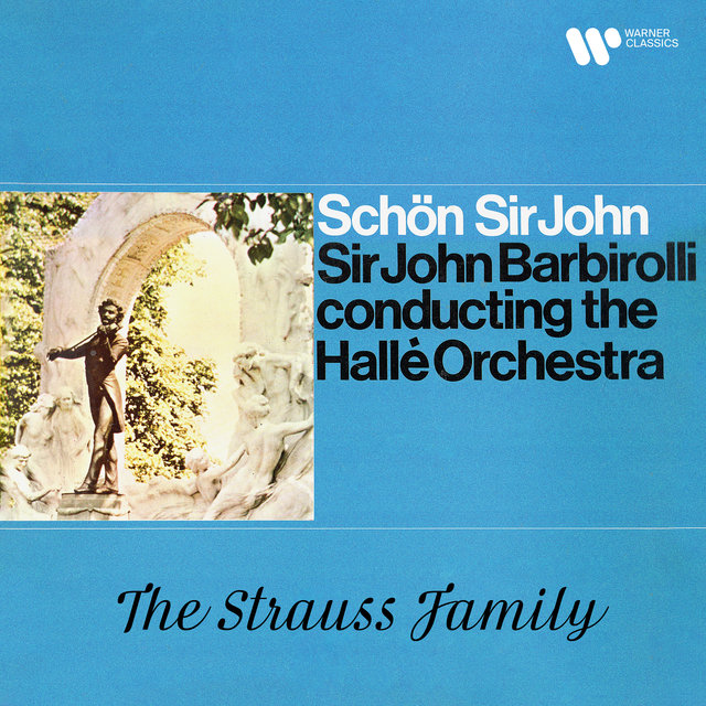 Schön Sir John. The Strauss Family