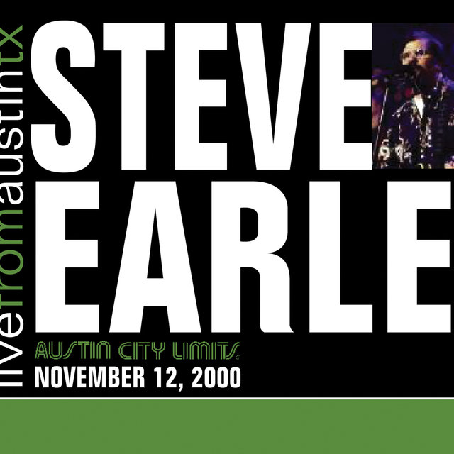Live from Austin, TX: Steve Earle (2000)
