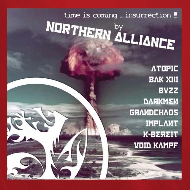 Time Is Coming Insurrection by Northern Alliance