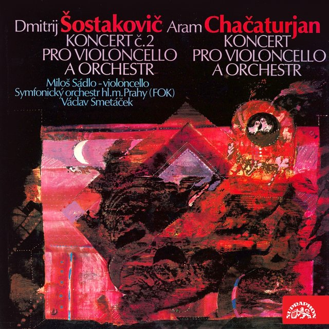 Shostakovich and Khachaturian: Cello Concertos