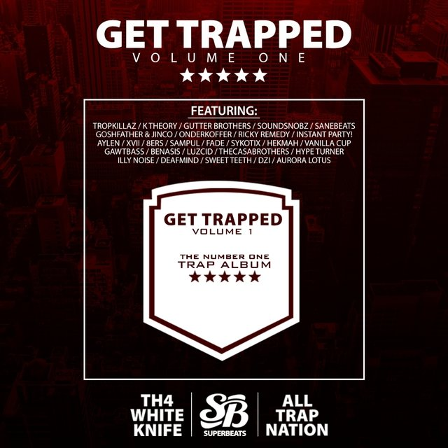 Get Trapped Vol. 1