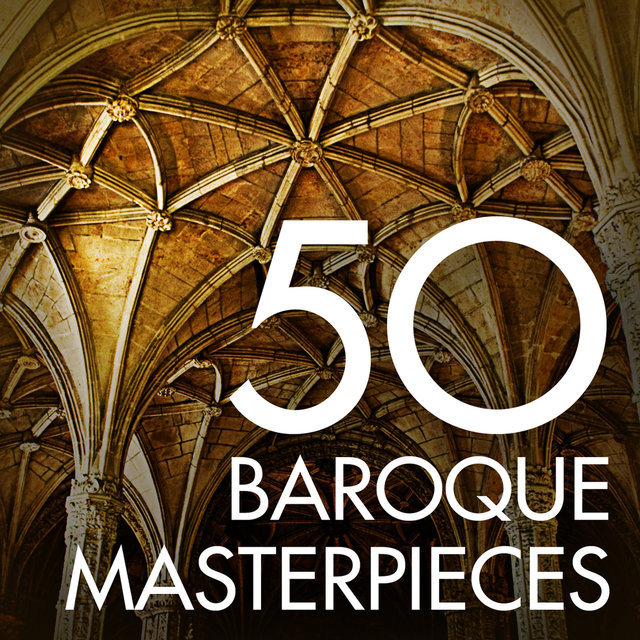 50 Baroque Masterpieces