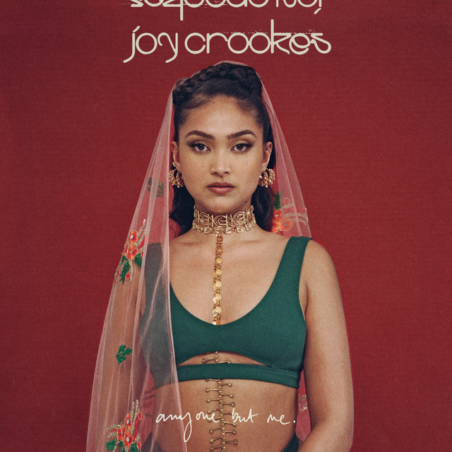 Cover art for album Anyone But Me by Joy Crookes