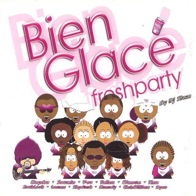 Bien glacé - Fresh Party