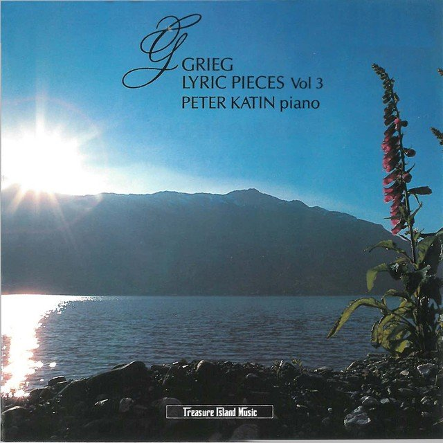 Grieg: Lyric Pieces Vol. 3