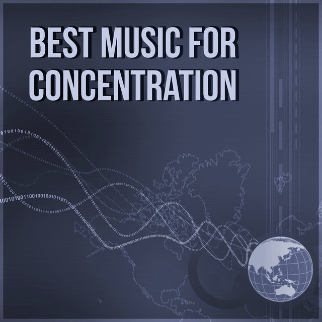 Best Music for Concentration – Beautiful Sounds for Study, Background Music, Heal the Brain, Pure Mind, Concentration Training Music