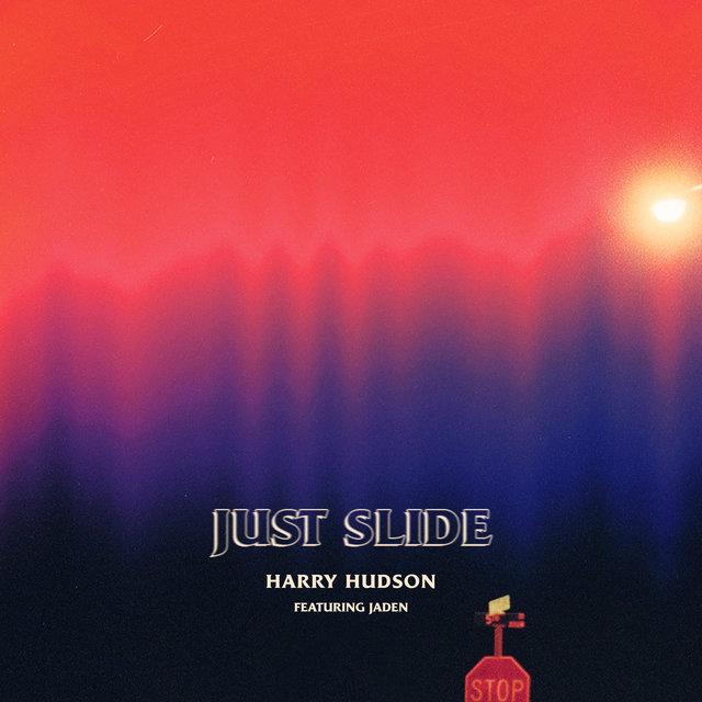 Cover art for album Just Slide by Harry Hudson, Jaden