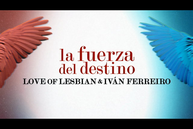 La fuerza del destino (Lyric Video)