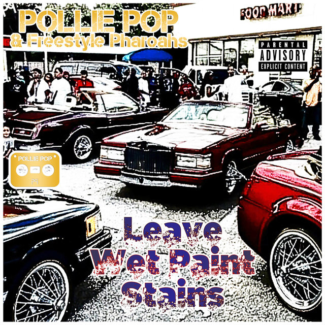 Leave Wet Paint Stains