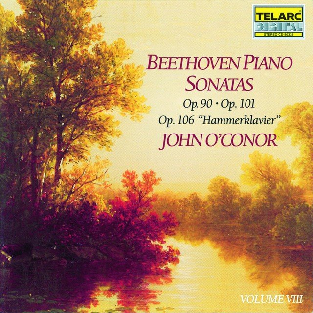 Beethoven: Piano Sonatas Volume 8