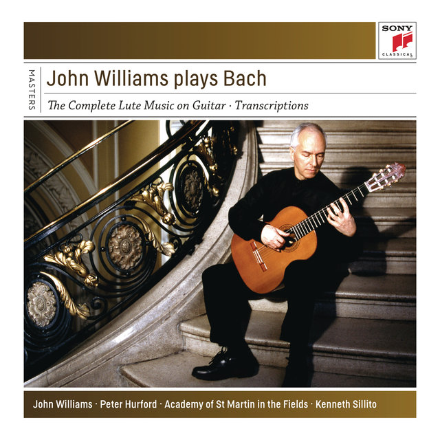 John Williams Plays Bach