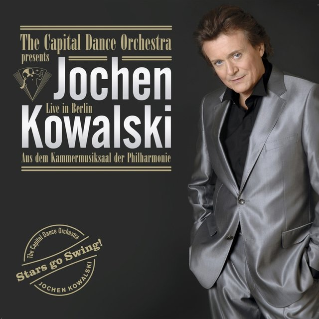 The Capital Dance Orchestra presents Jochen Kowalski