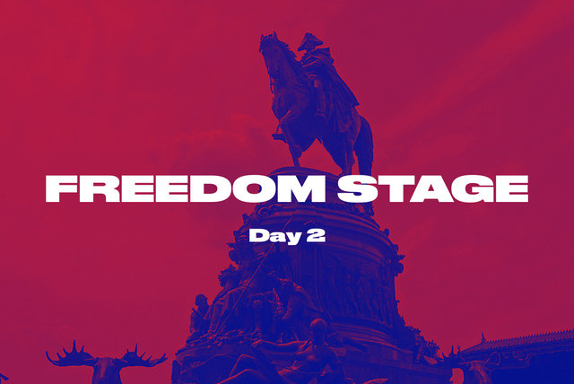 Freedom Stage Day 2