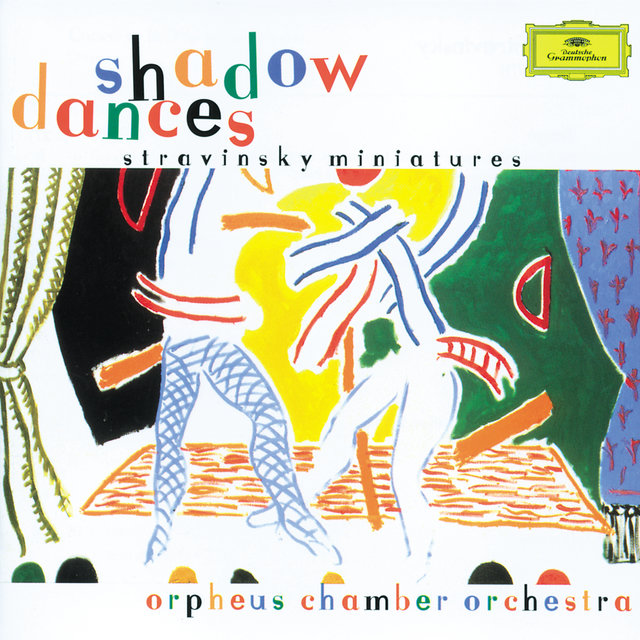 Stravinsky: Shadow Dances