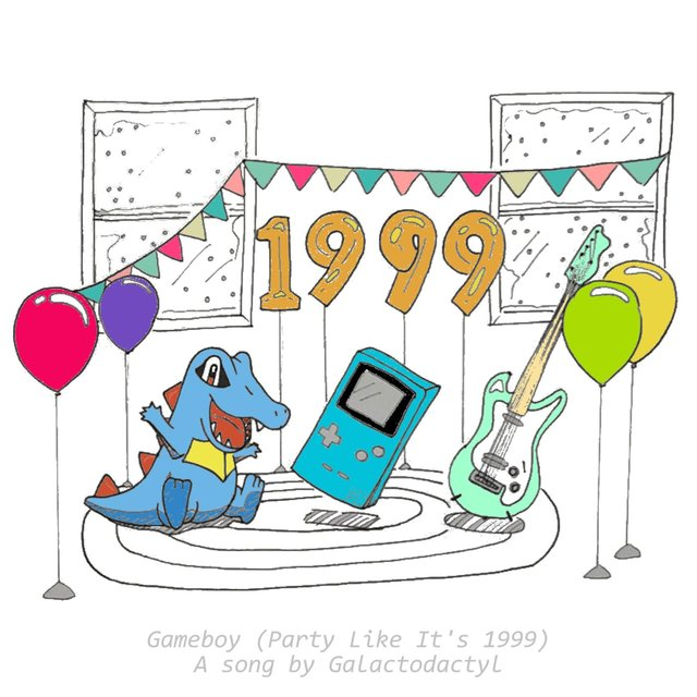 Gameboy (Party Like Its 1999)