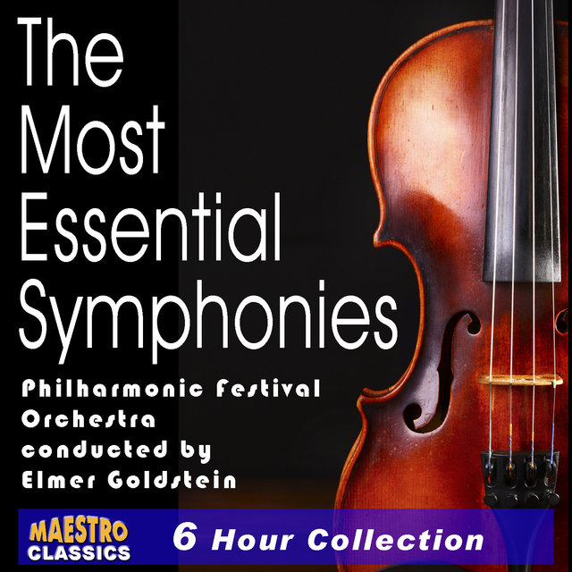 The Most Essential Symphonies - 10 of the World's Best (Complete)