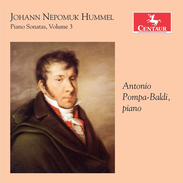 Hummel:  Piano Sonatas, Vol. 3