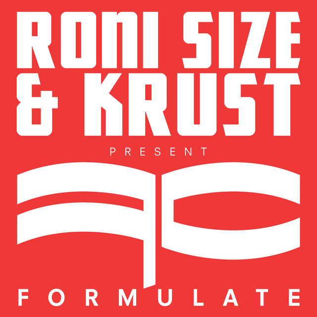 Cover art for album Formulate by Roni Size, DJ Krust