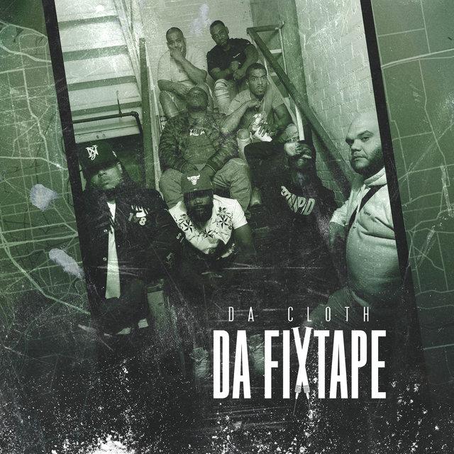Cover art for album Da Fixtape by Rigz, Mooch, Rob Gates, M.A.V, Times Change, Illanoise, Symph