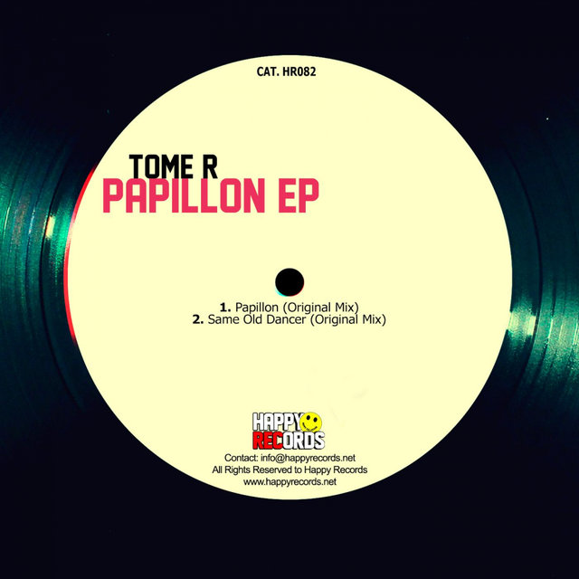 Pappillon EP