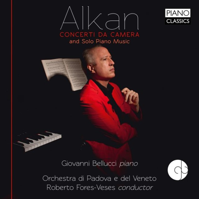 Alkan: Concerti da Camera and Solo Music