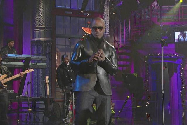 Gold Digger/Extravaganza (Jamie Foxx - Gold Digger/Extravaganza (Live on Letterman))