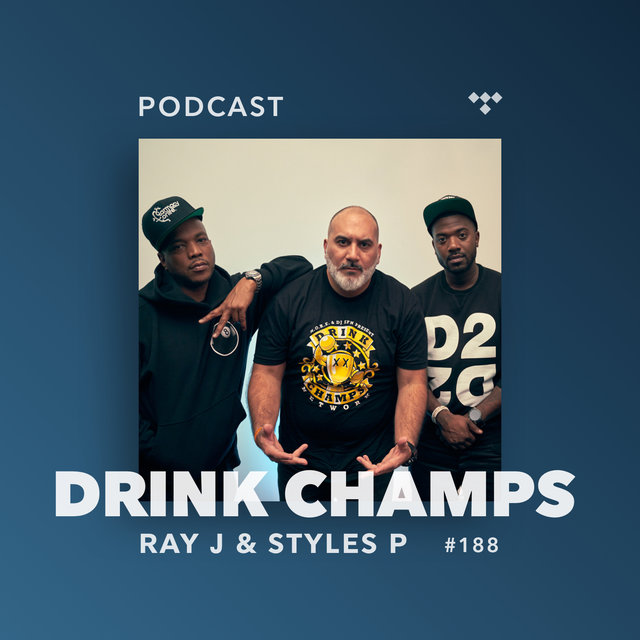 Ray J & Styles P, Episode 188