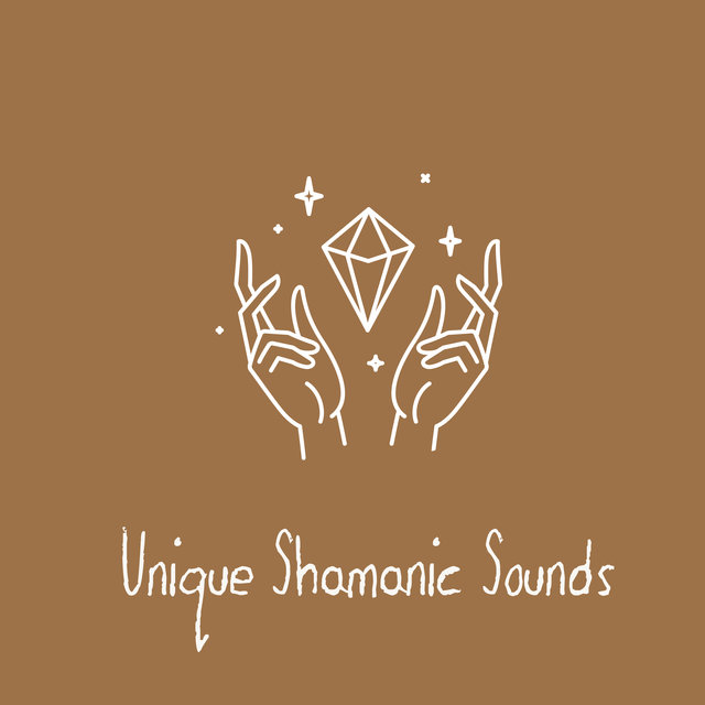 Unique Shamanic Sounds - Collection of Native American Melodies That Are Perfect as a Background for Meditation, Spiritual Journey Deep Inside Yourself and Contemplation