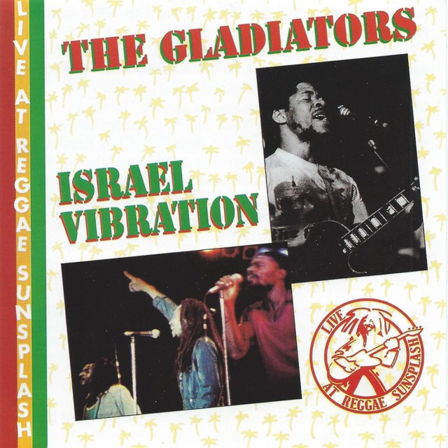 The Gladiators and Israel Vibration Live