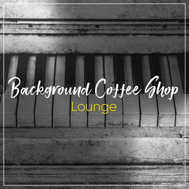 Background Coffee Shop Piano Lounge
