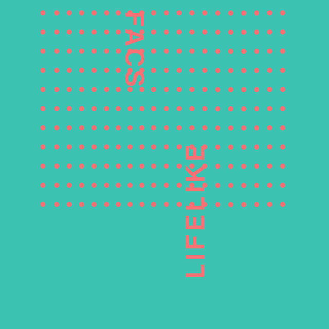 Cover art for album Lifelike by FACS