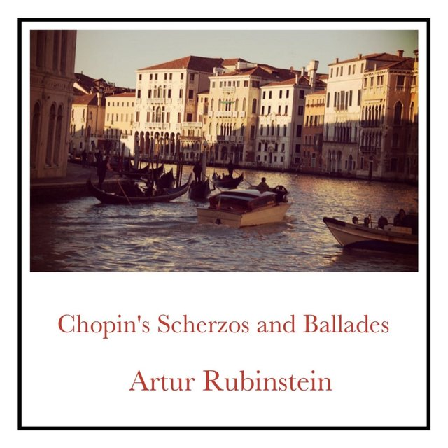 Chopin's Scherzos and Ballades