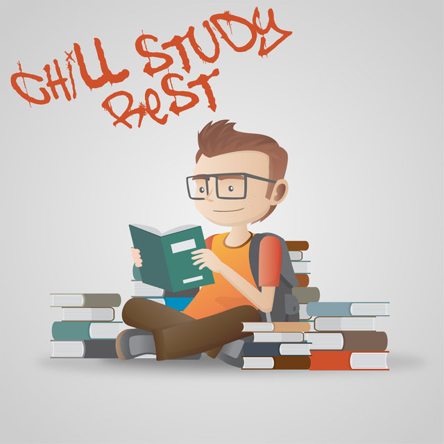 Chill Study Rest – Exam, Learning, Reading, Writing, Concentration, Study, Focus